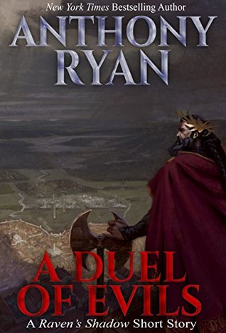 A Duel of Evils by Anthony Ryan