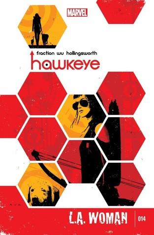 Hawkeye #14 by Annie Wu, David Aja, Matt Fraction