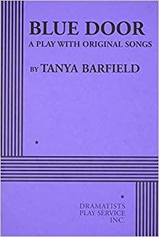 Blue Door by Tanya Barfield