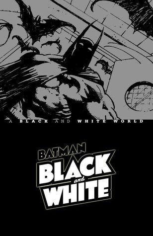 Batman Black and White - A Black and White World by Simon Bisley, Neil Gaiman