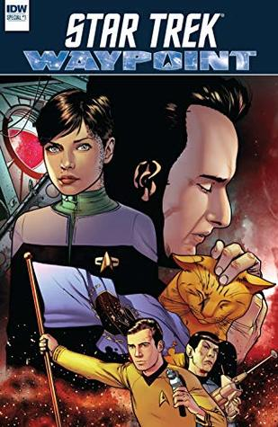 Star Trek: Waypoint Special #1 by Josh Hood, Nicole Goux, Dave Baker, Sonny Liew, Matthew Smith, Collin Kelly, Jackson Lanzing, Brandon Easton