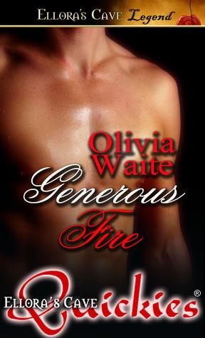 Generous Fire by Olivia Waite