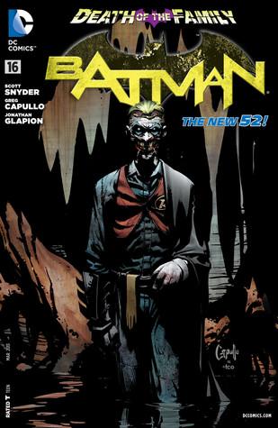 Batman (2011-2016) #16 by Scott Snyder, Greg Capullo, James Tynion IV, Jock