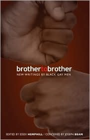 Brother to Brother: New Writing by Black Gay Men by Joseph Beam, Essex Hemphill