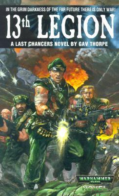 13th Legion by Gav Thorpe