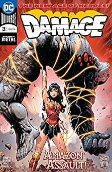 Damage (2018-) #3 by Robert Venditti
