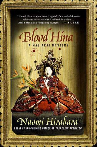 Blood Hina by Naomi Hirahara