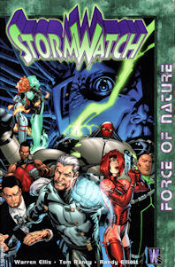 StormWatch, Volume 1: Force of Nature by Sandra Hope, Randy Elliott, Tom Raney, Warren Ellis