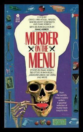 Murder on the Menu by Carol-Lynn Rössel Waugh, Martin Harry Greenberg, Isaac Asimov