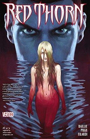 Red Thorn #7 by David Baillie, Steve Pugh