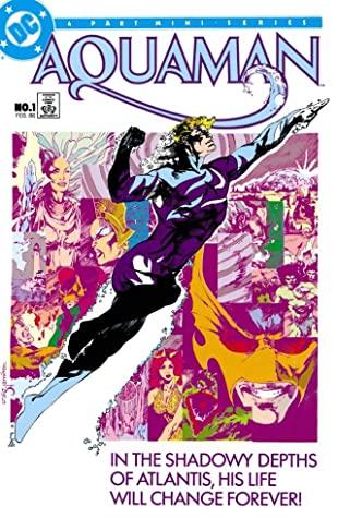 Aquaman (1986) #1 by Craig Hamilton, Bob Lappan, Dick Giordano, Neal Pozner, Steve Montano, Joe Orlando