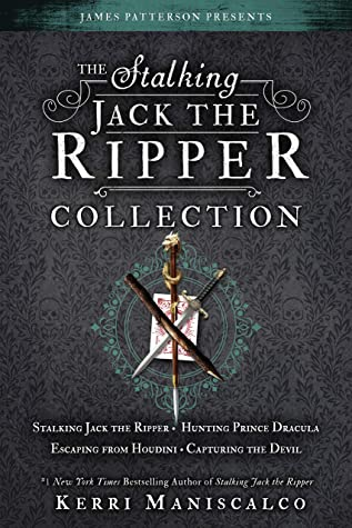 The Stalking Jack the Ripper Collection by Kerri Maniscalco