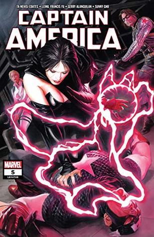 Captain America (2018-) #5 by Alex Ross, Leinil Francis Yu, Ta-Nehisi Coates