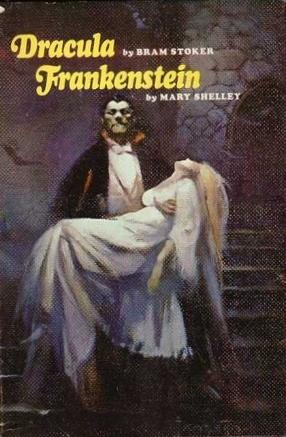 Classics of Horror: Dracula & Frankenstein by Bram Stoker, Mary Wollstonecraft Shelley