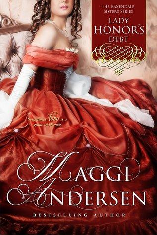 Lady Honor's Debt by Maggi Andersen