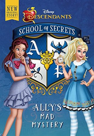 Ally's Mad Mystery by Jessica Brody