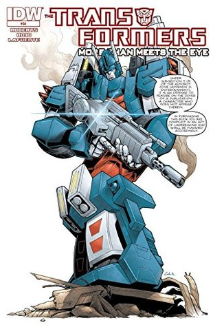 Transformers: More Than Meets the Eye #34 (Transformers: More Than Meets the Eye Ongoing) by Brendan Cahill, Alex Milne, James Roberts