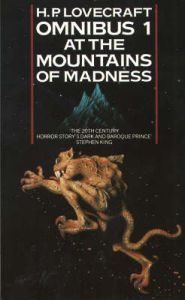 At the Mountains of Madness and Other Novels of Terror by August Derleth, H.P. Lovecraft