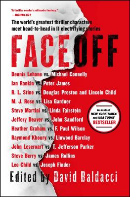 Faceoff by Michael Connelly, Lee Child