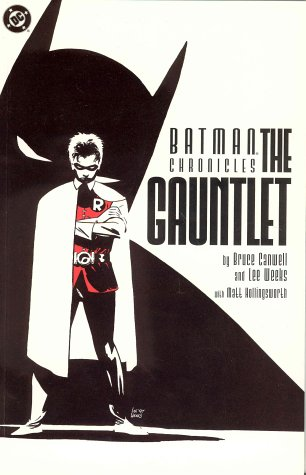 Batman Chronicles: The Gauntlet #1 by Bruce Canwell