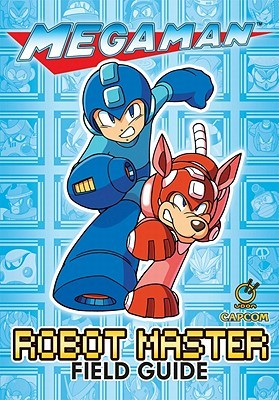Mega Man: Robot Master Field Guide by UDON