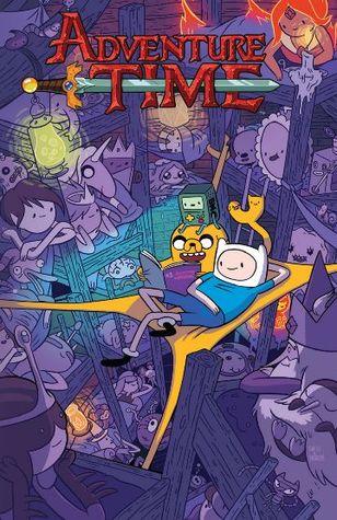 Adventure Time Vol. 8 by Braden Lamb, Ryan North, Christopher Hastings, Shelli Paroline, Zachary Sterling