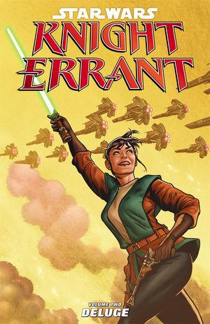 Star Wars: Knight Errant, Volume 2: Deluge by Michael Atiyeh, John Jackson Miller, David Daza, Sergio Abad, Iban Coello, Ivan Rodriguez