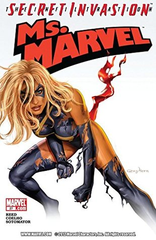 Ms. Marvel #27 by Dave Sharpe, Chris Sotomayor, André Coelho, Greg Horn, Brian Reed