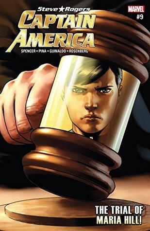 Captain America: Steve Rogers #9 by Andres Guinaldo, Nick Spencer, Javier Pina, Jesus Saiz