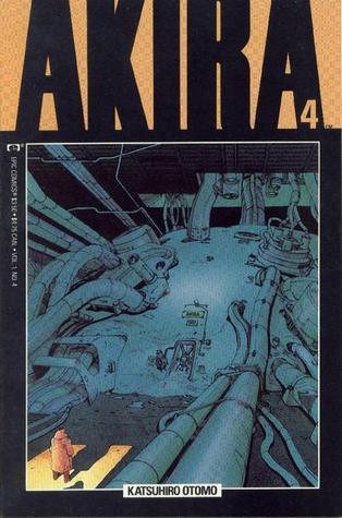 Akira, #4: King of Clowns by Katsuhiro Otomo