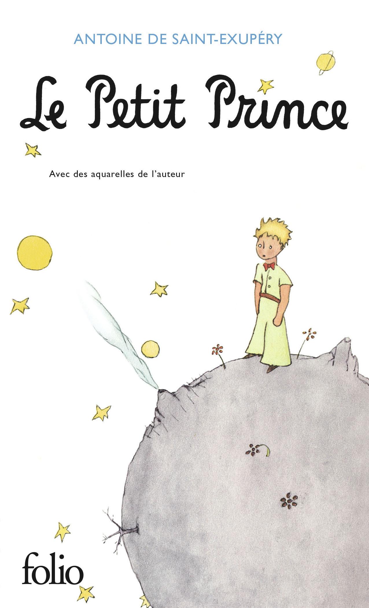 Le Petit Prince by Antoine de Saint-Exupery