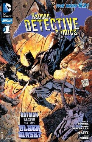 Batman Detective Comics Annual #1 by Pere Pérez, Tony S. Daniel, Romano Molenaar