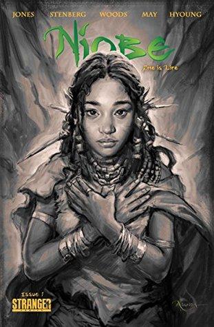 Niobe: She Is Life #1 by Joshua Cozine, Sebastian A. Jones, Ashley A. Woods, Amandla Stenberg, Darrell May
