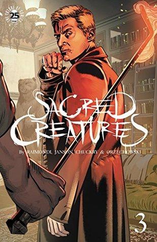 Sacred Creatures #3 by Klaus Janson, Pablo Raimondi, James Harren