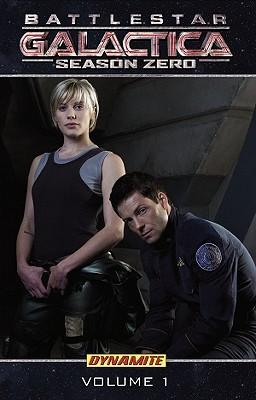 Battlestar Galactica: Season Zero, Volume 1 by Jackson Herbert, Brandon Jerwa