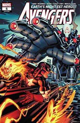 Avengers (2018-) #5 by Jason Aaron, Paco Medina, Ed McGuinness