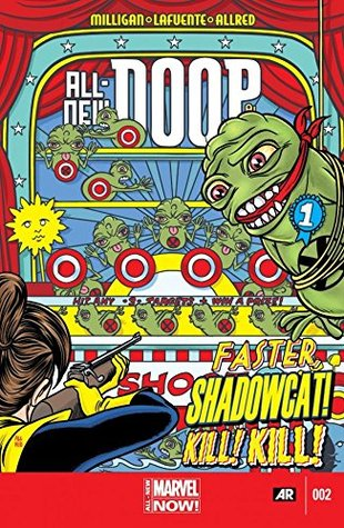 All-New Doop #2 by Mike Allred, David Lafuente, Laura Allred, Peter Milligan