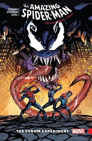 Amazing Spider-Man: Renew Your Vows, Vol. 2: The Venom Experiment by Brian Level, Ryan Stegman, Gerry Conway, Nathan Stockman, Juan Frigeri