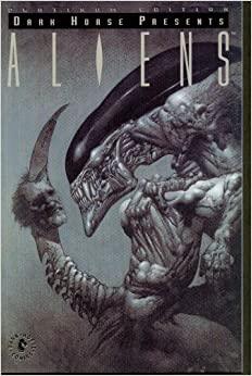 Dark Horse Presents: Aliens - Platinum Edition by Mark Verheiden
