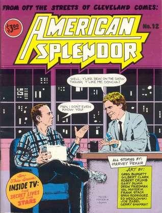 American Splendor, #12 by Harvey Pekar