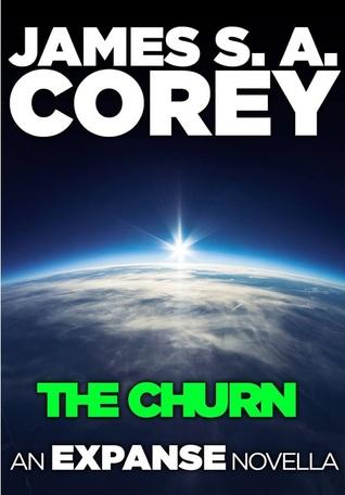 The Churn by Erik Davies, James S.A. Corey