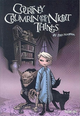 Courtney Crumrin and the Night Things by James Lucas Jones, Kalah Allen, Ted Naifeh