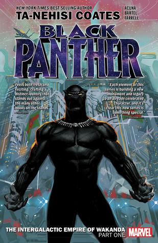 Black Panther, Vol. 6: The Intergalactic Empire of Wakanda, Part One by Jen Bartel, Daniel Acuña, Ta-Nehisi Coates