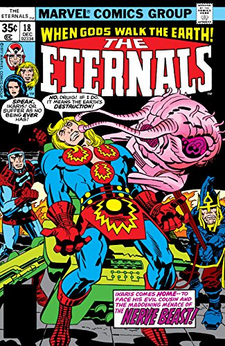 Eternals (1976-1978) #18 by Jack Kirby