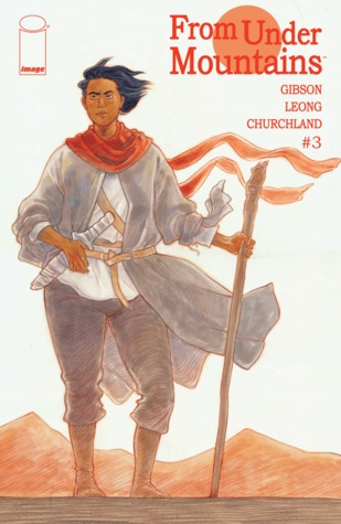 From Under Mountains #3 by Marian Churchland, Claire Gibson, Sloane Leong