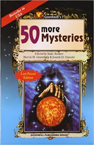 50 More Mysteries by Isaac Asimov, Joseph D. Olander, Martin H. Greenberg