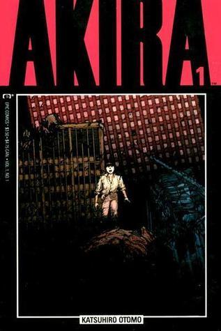 Akira, #1: The Highway by Katsuhiro Otomo