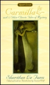 Carmilla and Other Tales of Mystery: And 12 Other Classic Tales of Mystery by Leonard Wolf, J. Sheridan Le Fanu