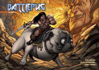 Battlepug Volume 2: This Savage Bone by Mike Norton, Eric Powell, Patrick Thorpe