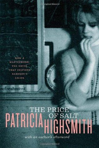 The Price of Salt by Patricia Highsmith, Claire Morgan